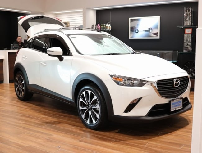 New 2019 Mazda Mazda CX-3 Touring SUV In Cerritos