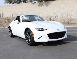 New 2019 Mazda Mazda MX-5 Miata RF Grand Touring Coupe 19240707 in Cerritos, CA