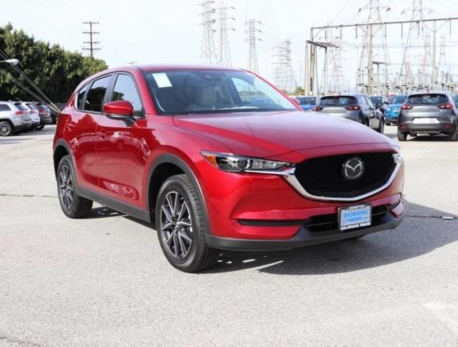 New 2018 Mazda Mazda CX-5 Touring SUV In Cerritos
