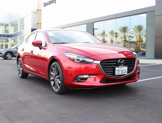 Used 2017 Mazda Mazda3 Grand Touring Sedan Cerritos