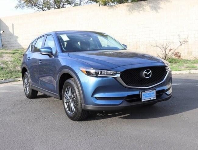 New 2019 Mazda Mazda CX-5 Sport SUV In Cerritos