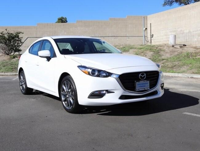 New 2018 Mazda Mazda3 Touring Sedan In Cerritos