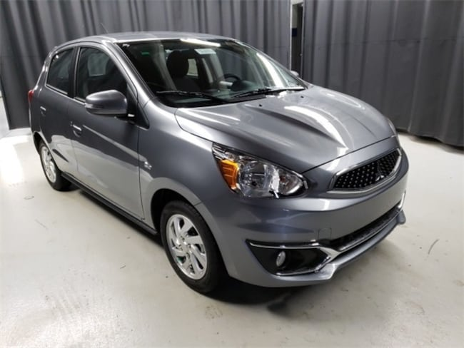 New  2019 Mitsubishi Mirage SE Hatchback for Sale in Toledo