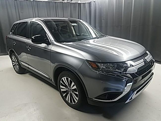 New 2019 Mitsubishi Outlander Es For Sale In Toledo Near