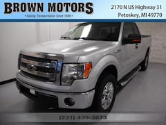 2013 Ford F-150 4WD Supercab 145 XLT Truck SuperCab
