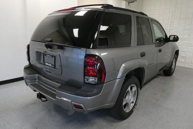 Chevrolet TrailBlazer LS1