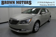 2014 Buick Lacrosse 4dr Sdn Leather FWD Car