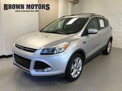 2014 Ford Escape 4WD 4dr Titanium Sport Utility