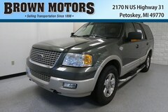 2005 Ford Expedition 5.4L Eddie Bauer 4WD Sport Utility