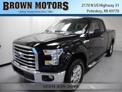 2016 Ford F-150 4WD Supercab 145 XLT Extended Cab Pickup