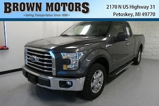 2016 Ford F-150 2WD Supercab 145 XLT Extended Cab Pickup