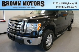 2010 Ford F-150 4WD Supercab 145 XLT Extended Cab Pickup