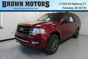 2017 Ford Expedition EL Limited 4x4 Sport Utility