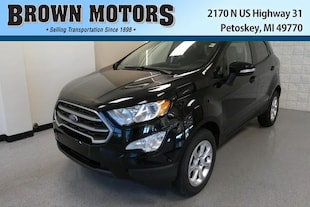 New Ford Inventory | Brown Motors Inc  in Petoskey