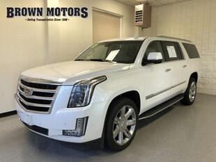 2017 Cadillac Escalade ESV 4WD 4dr Premium Luxury Sport Utility