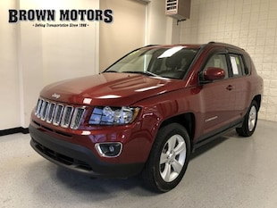2015 Jeep Compass 4WD 4dr High Altitude Edition Sport Utility