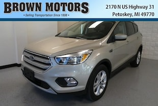 2018 Ford Escape SE 4WD Sport Utility