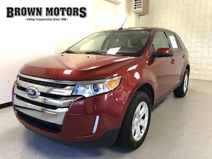 2013 Ford Edge 4dr SEL AWD Sport Utility