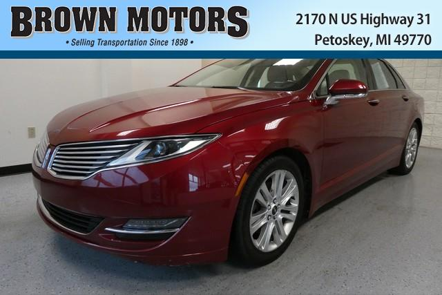 Lincoln MKZ Base WEcoBoost Turbo