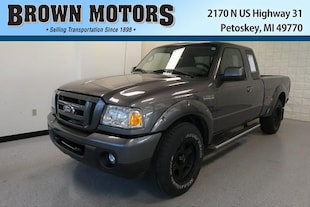 2011 Ford Ranger 4WD 4dr Supercab 126 Sport Extended Cab Pickup