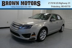 2010 Ford Fusion 4dr Sdn SE FWD Car