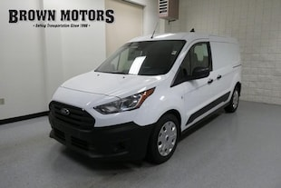 2020 Ford Transit Connect XL w/Rear Liftgate Van Cargo Van