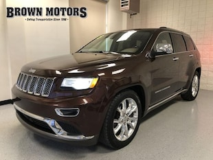 2015 Jeep Grand Cherokee 4WD 4dr Summit Sport Utility