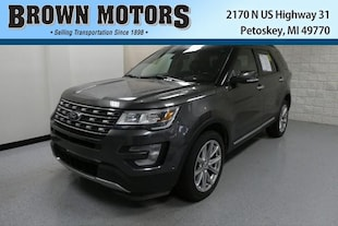 2016 Ford Explorer 4WD 4dr Limited Sport Utility