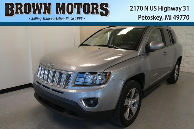2016 Jeep Compass 4WD 4dr High Altitude Edition Sport Utility