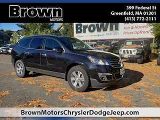 Used 2015 Chevrolet Traverse LT w/1LT SUV 3049 for sale in Greenfield