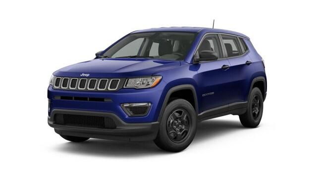 New 2019 Jeep Compass SPORT 4X4 Sport Utility near Amherst