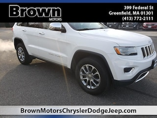 Used 2015 Jeep Grand Cherokee Limited 4x4 SUV 3064 for sale in Greenfield