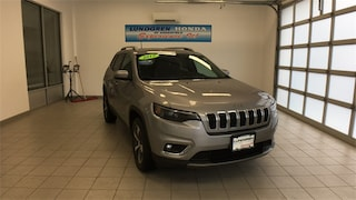 Used 2019 Jeep Cherokee Limited 4x4 SUV for sale in Greenfield