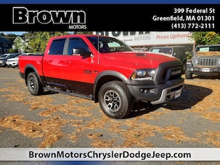 2015 Ram 1500 Rebel Truck Crew Cab for Sale in Greenfield MA
