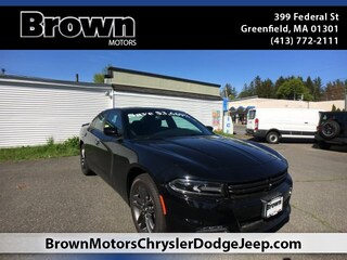 New 2019 Dodge Charger SXT AWD Sedan in Greenfield MA