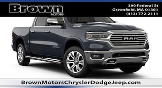 2019 Ram All-New 1500 LARAMIE LONGHORN CREW CAB 4X4 5'7 BOX Crew Cab for Sale in Greenfield MA