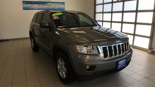 Used 2012 Jeep Grand Cherokee Laredo 4x4 SUV for sale in Greenfield