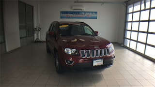 Used 2016 Jeep Compass Latitude 4x4 SUV for sale in Greenfield