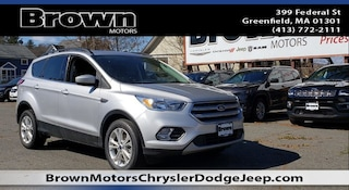 Used 2018 Ford Escape SE SUV 3052 for sale in Greenfield