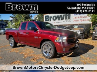 2017 Ram 1500 Express Truck Quad Cab for Sale in Greenfield MA