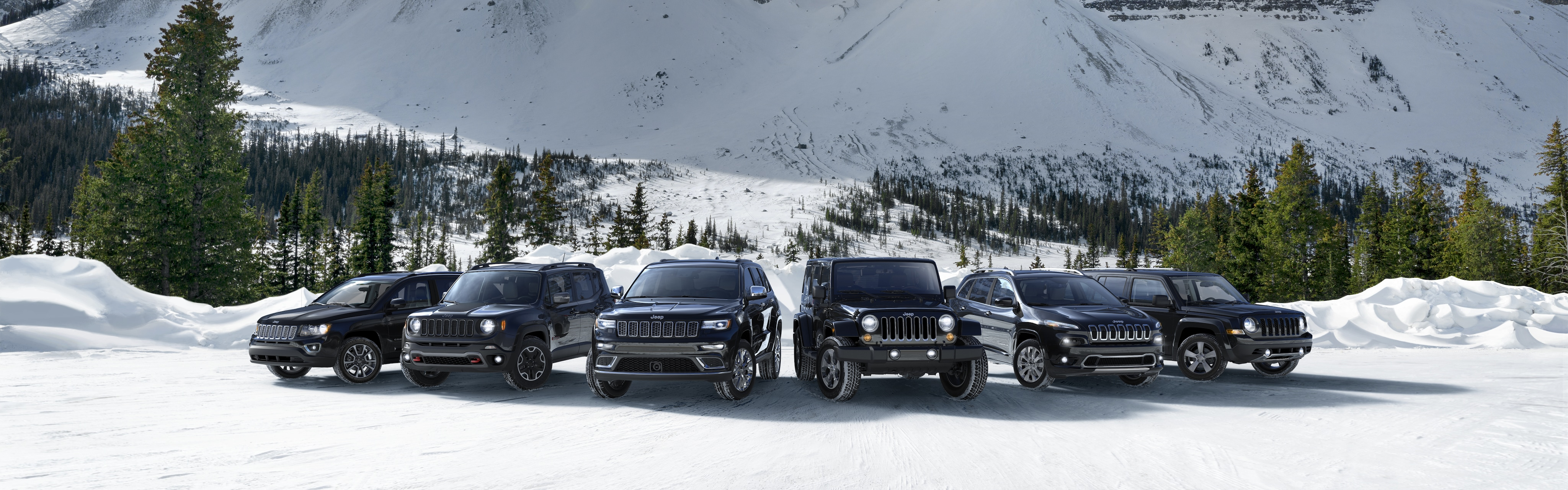 New Jeep Models >> New Jeep Suvs In Western Ma Brown Motors In Greenfield Ma