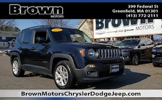 Used 2015 Jeep Renegade Latitude SUV for sale in Greenfield