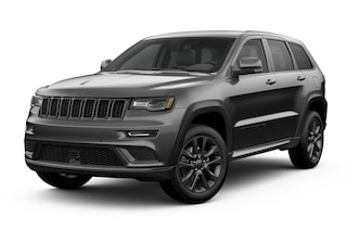 New 2019 Jeep Grand Cherokee HIGH ALTITUDE 4X4 Sport Utility in Greenfield MA