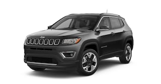 New 2018 Jeep Compass LIMITED 4X4 Sport Utility in Greenfield MA