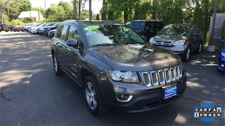 Used 2017 Jeep Compass Latitude 4x4 SUV for sale in Greenfield