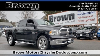 2016 Ram 1500 Big Horn Truck Crew Cab for Sale in Greenfield MA