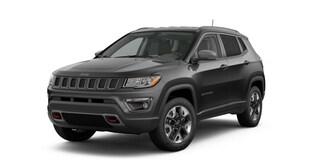 New 2019 Jeep Compass TRAILHAWK 4X4 Sport Utility in Greenfield MA