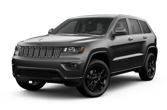 New 2019 Jeep Grand Cherokee ALTITUDE 4X4 Sport Utility near Amherst