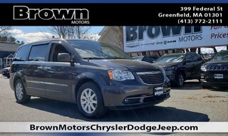 Used 2015 Chrysler Town & Country Touring Van 51122A for sale in Greenfield
