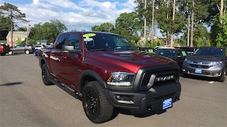 2017 Ram 1500 Rebel Truck Crew Cab for Sale in Greenfield MA